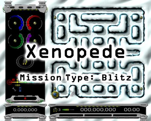 Xenopede Blitz Demo
